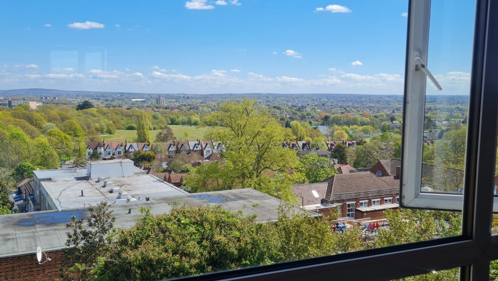 Photo from Leasehold Flat with views over South London and Surrey